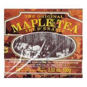 Metropolitan Tea Company Maple Tea 50 Tea Bags